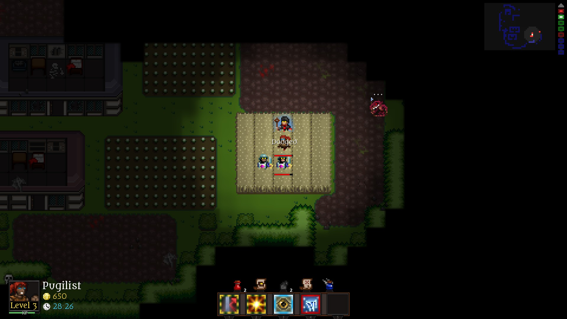 Cardinal Quest 2 Review Screenshot 1