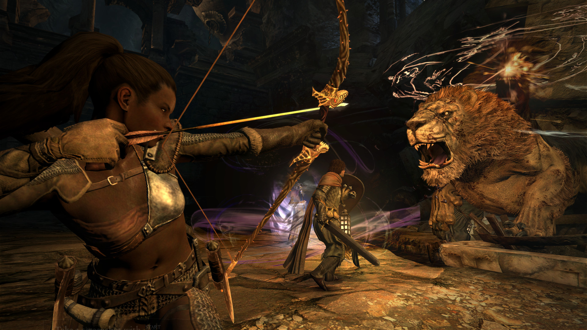 Dragons Dogma Dark Arisen Review Screenshot 1