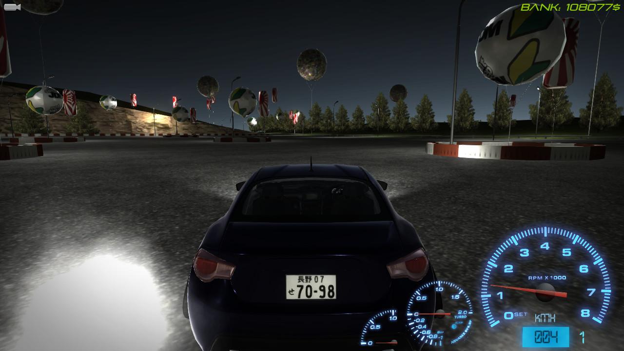 Drift Streets Japan Review Screenshot 1