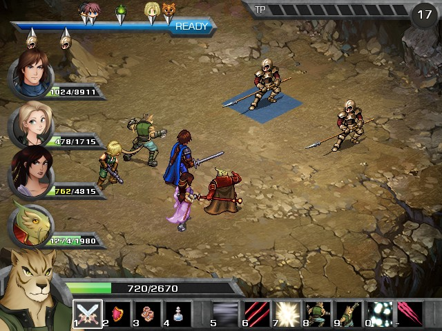 Echoes Of Aetheria Review Screenshot 1