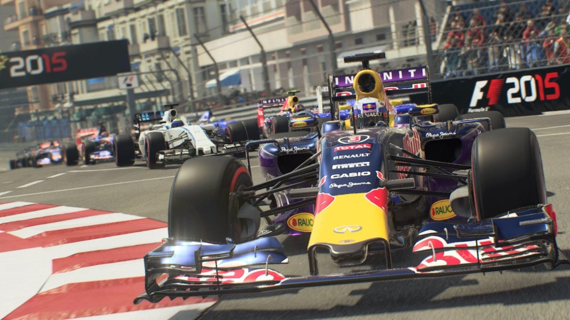 F1 2015 Review Screenshot 1