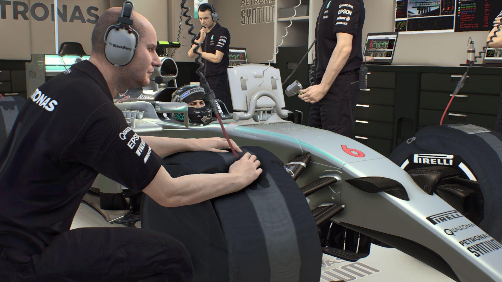 F1 2015 Review Screenshot 2