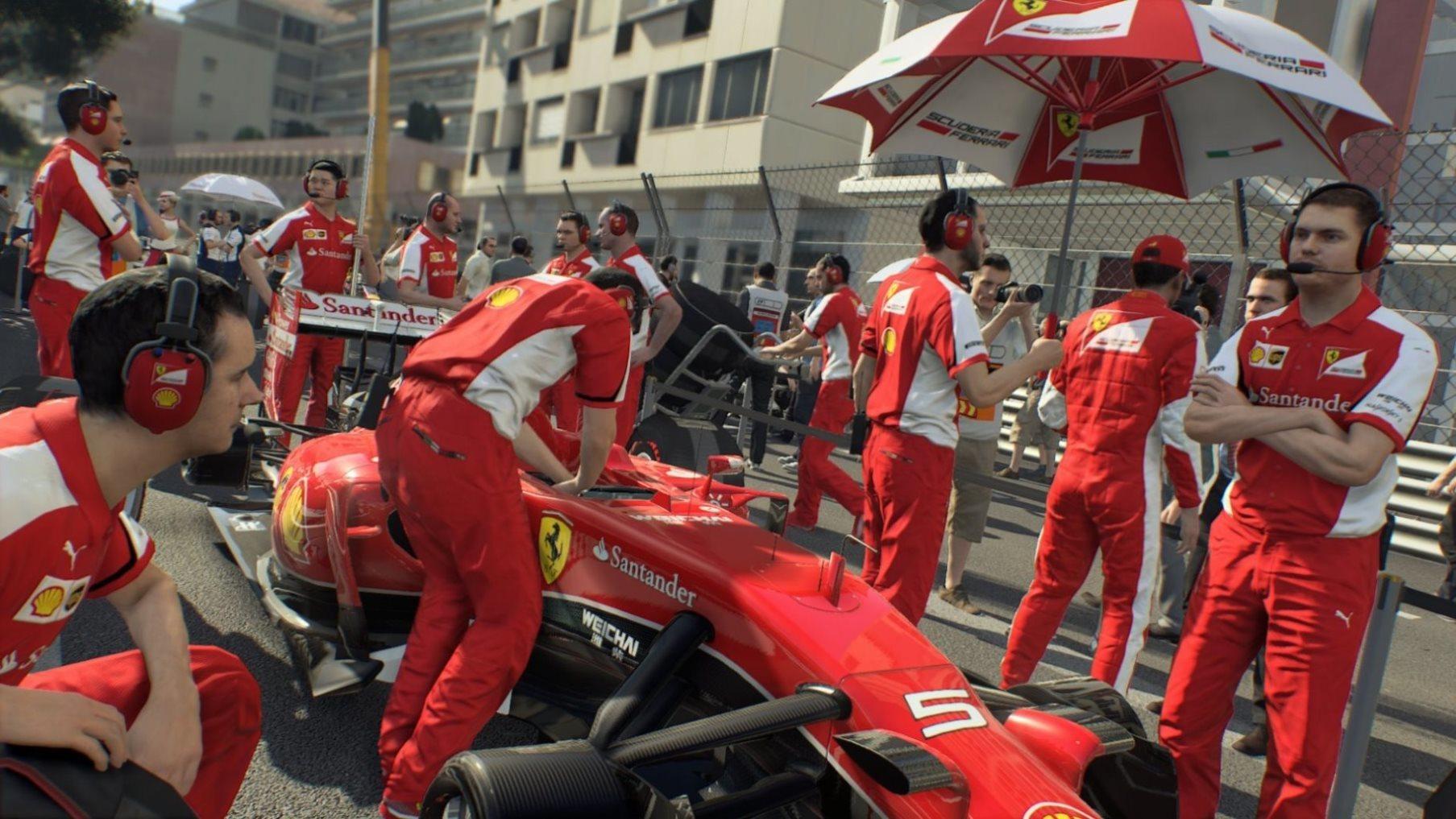 F1 2015 Review Screenshot 3