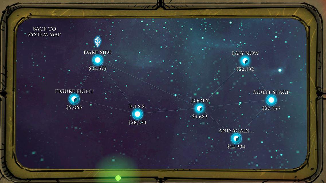 G Prime Into The Rain Review Screenshot 3