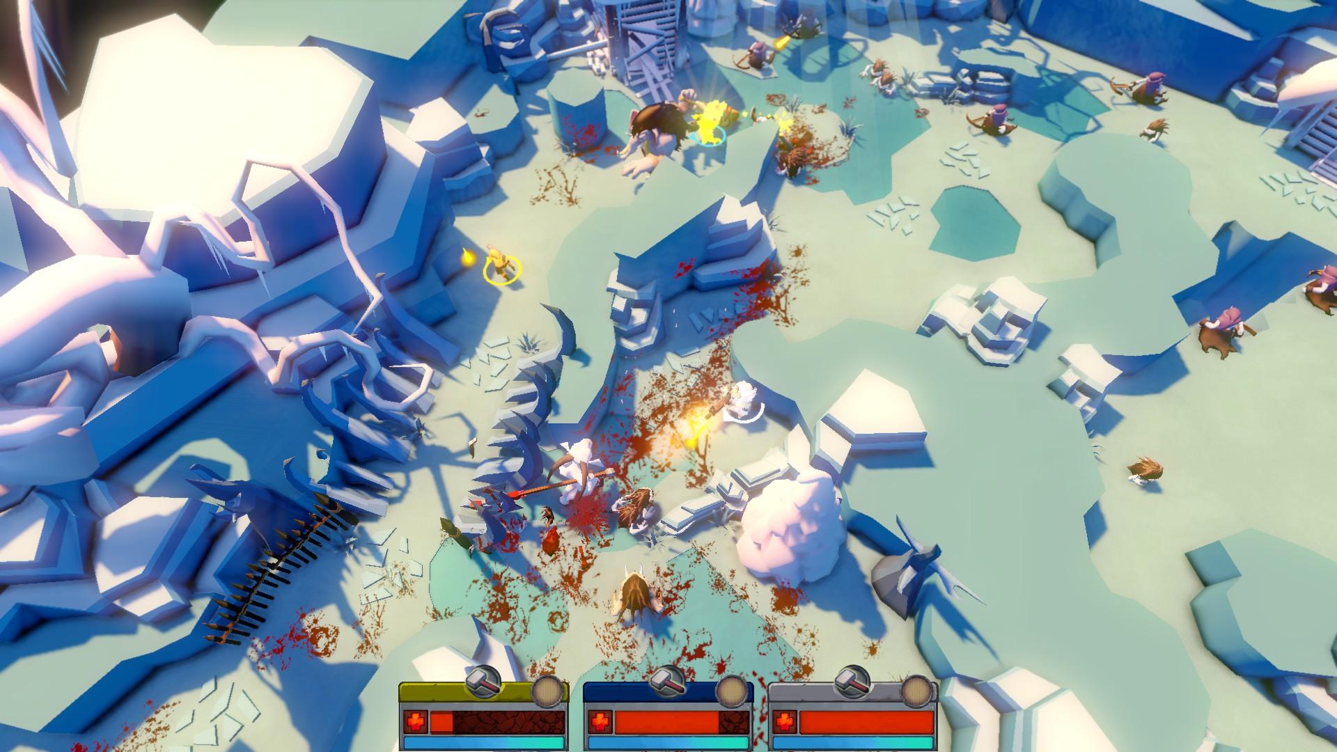 Gunnheim Review Screenshot 2
