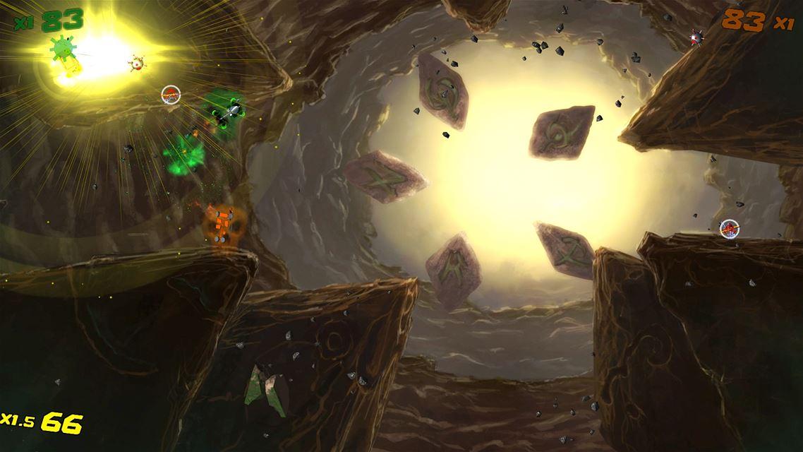 Hyperdrive Massacre Review Screenshot 3