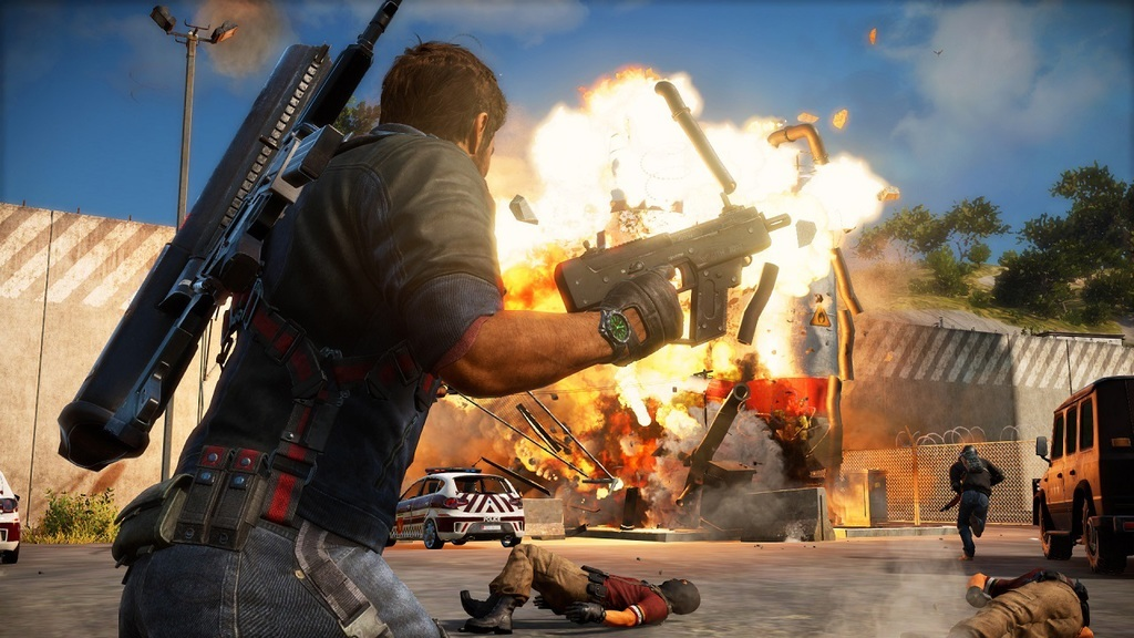 Just Cause 3 Review Screenshot 3