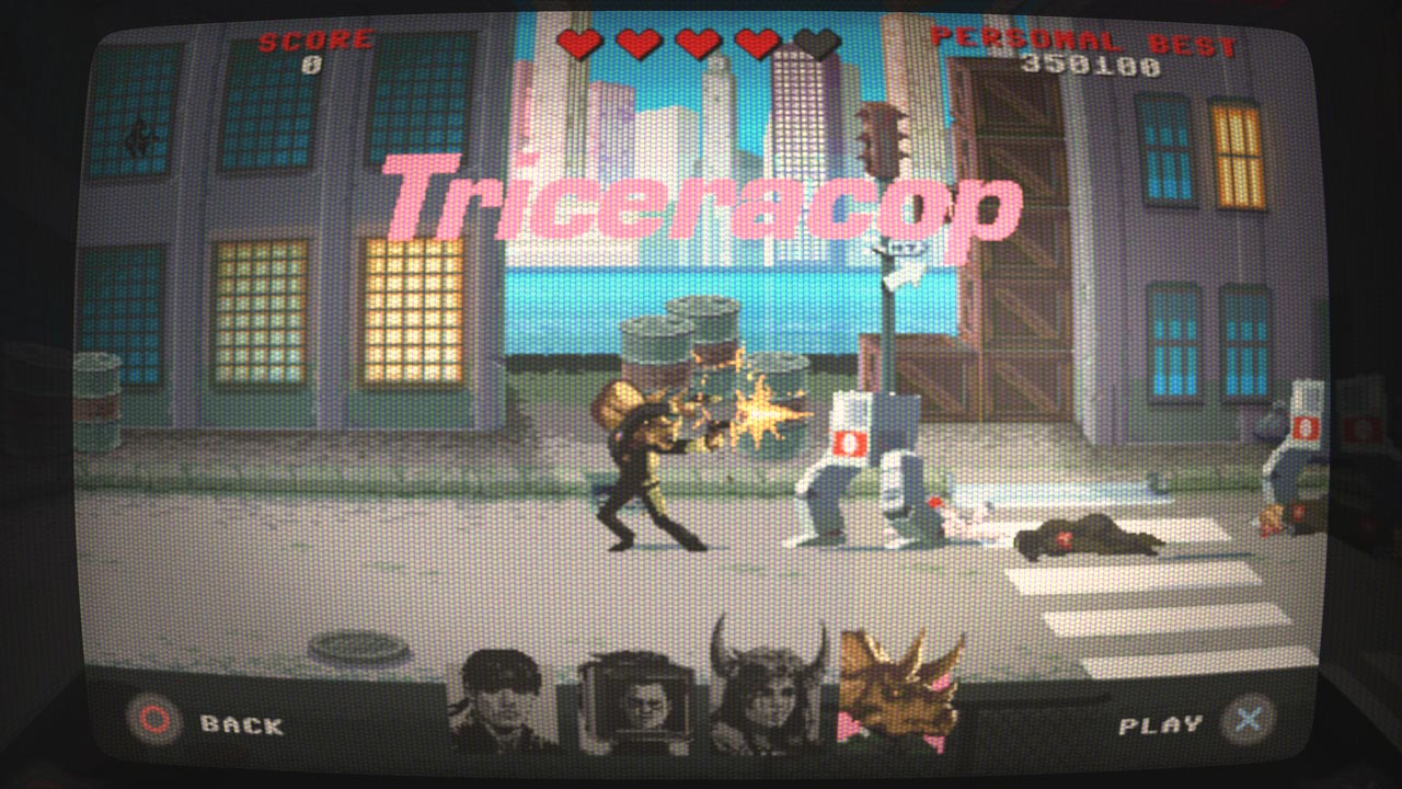 Kung Fury Street Rage The Arcade Strikes Back Review Screenshot 1