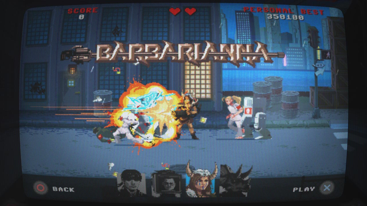 Kung Fury Street Rage The Arcade Strikes Back Review Screenshot 2