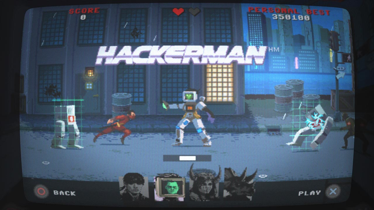 Kung Fury Street Rage The Arcade Strikes Back Review Screenshot 3