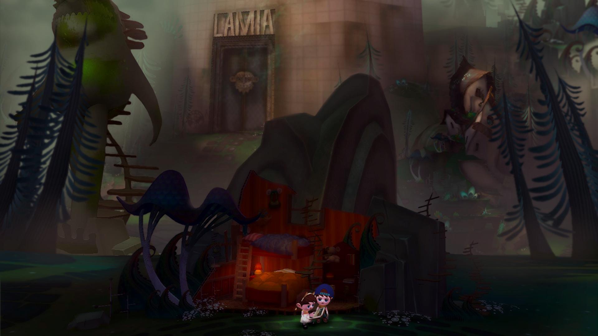 Land Of Lamia Review Screenshot 1
