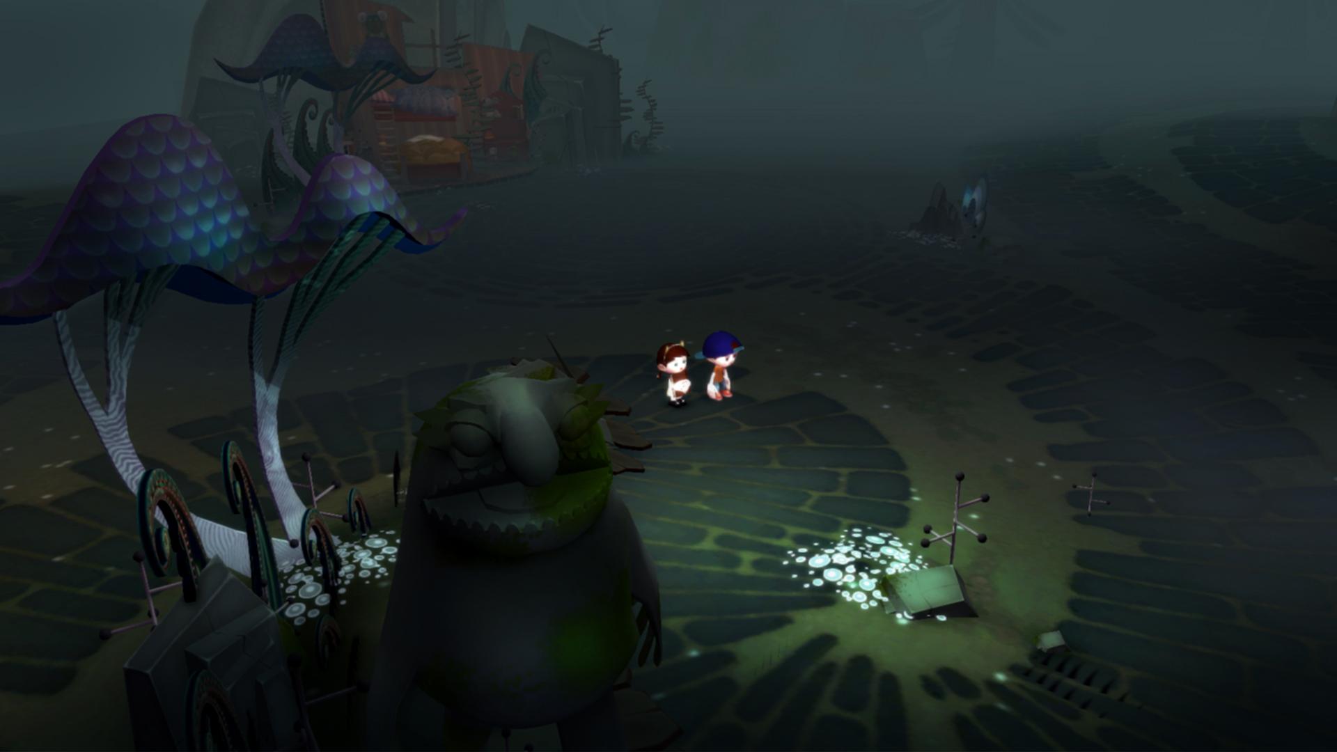Land Of Lamia Review Screenshot 2