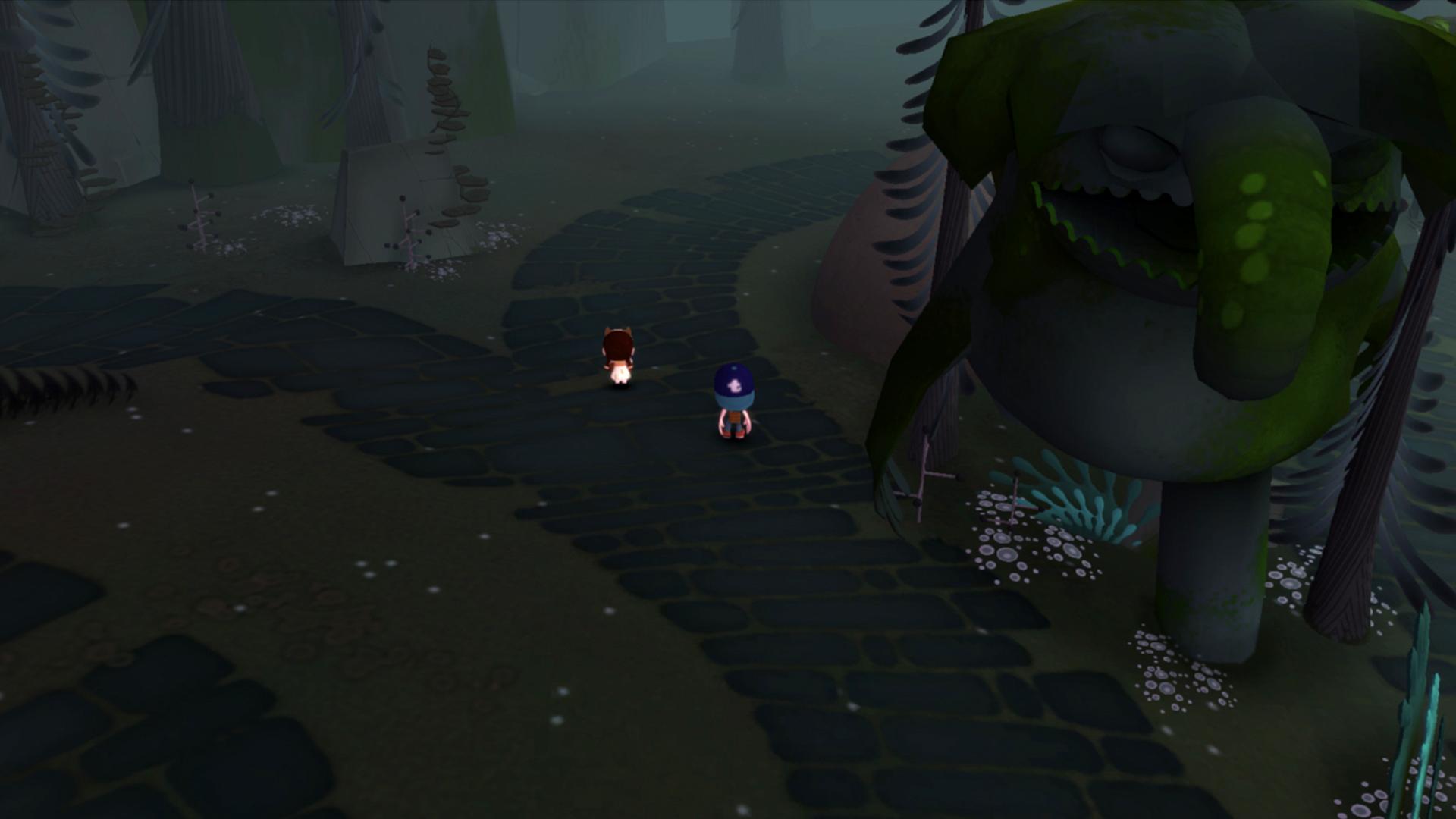 Land Of Lamia Review Screenshot 3
