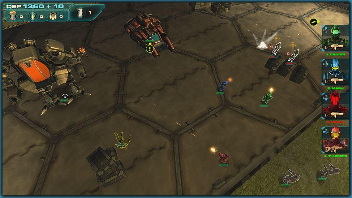 Line of Defense Tactics Review Screenshot 1