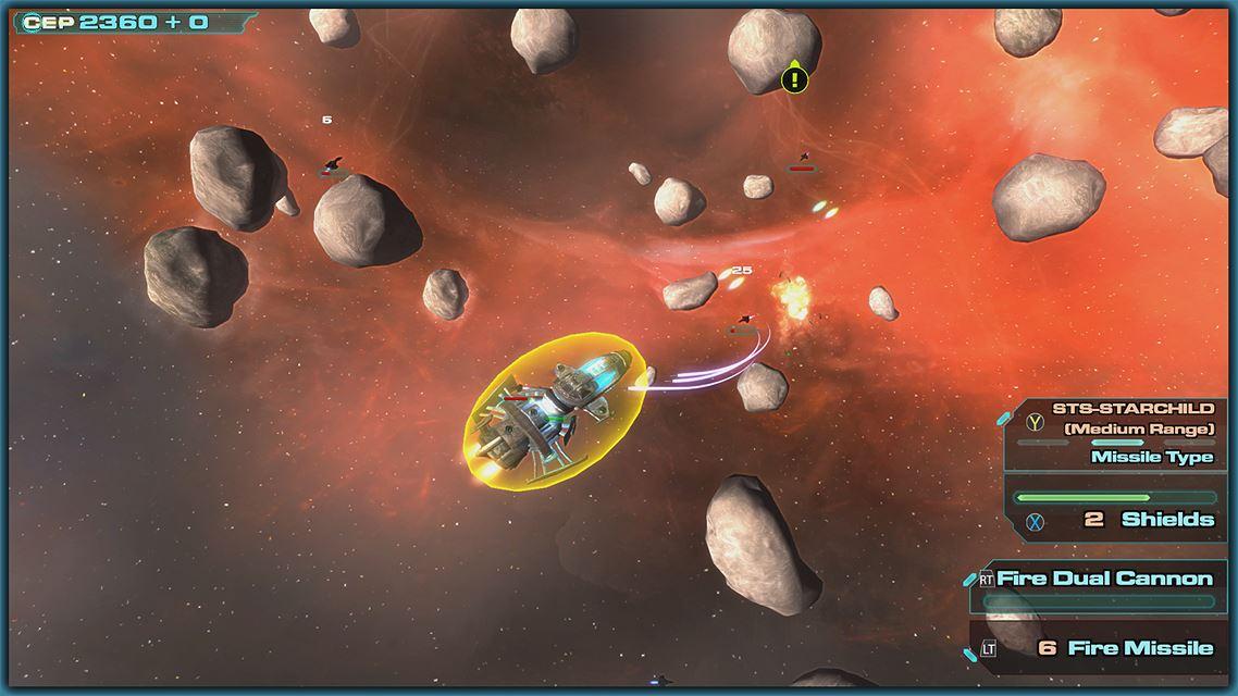 Line of Defense Tactics Review Screenshot 2
