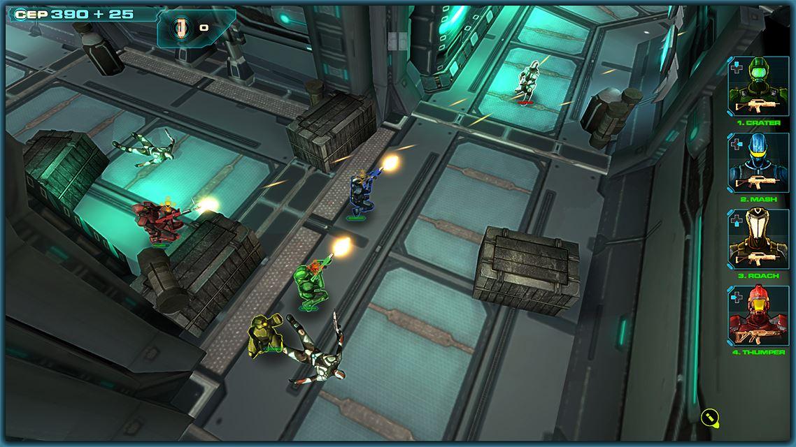 Line of Defense Tactics Review Screenshot 3
