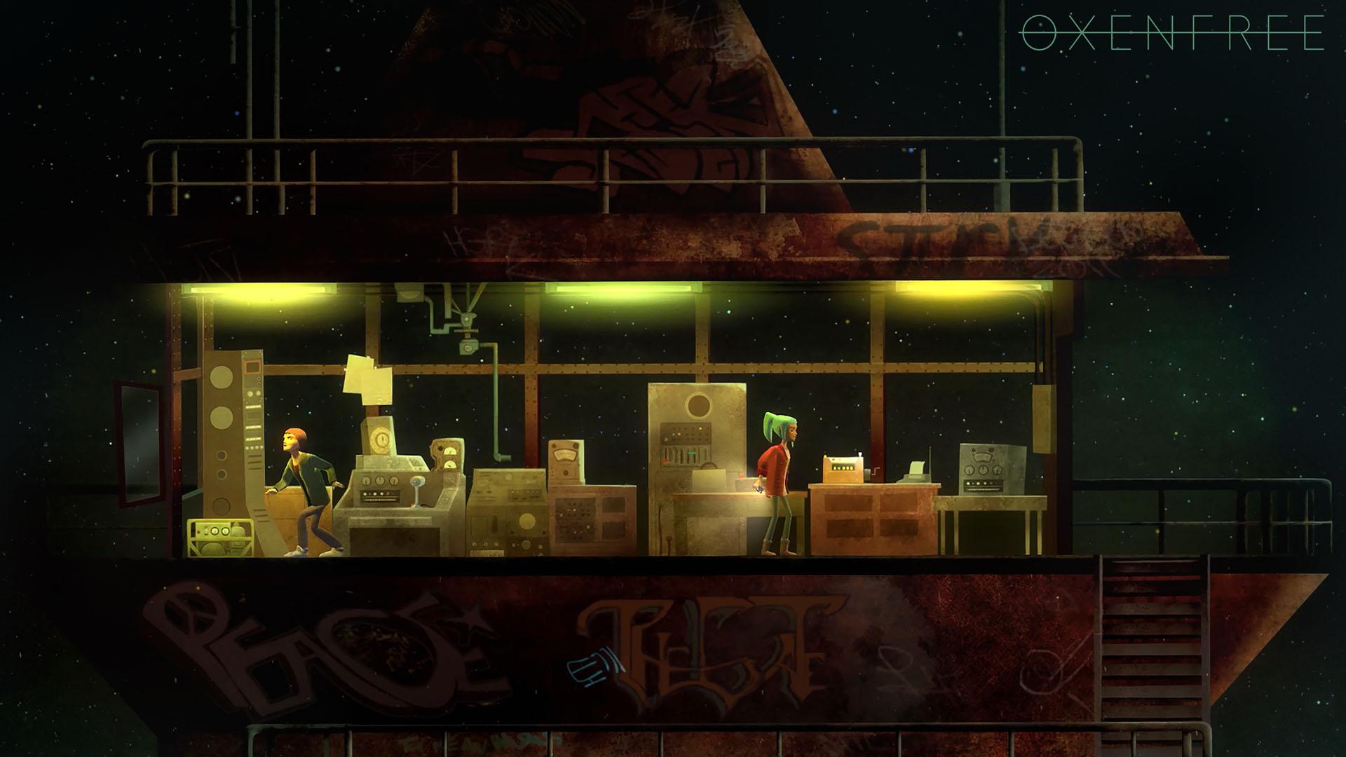 Oxenfree Review Screenshot 3