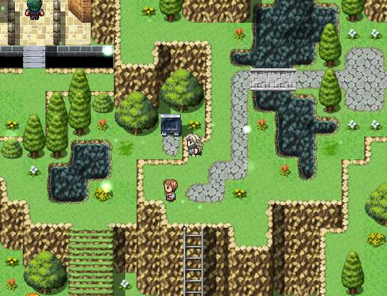 Pale Echoes Review Screenshot 1