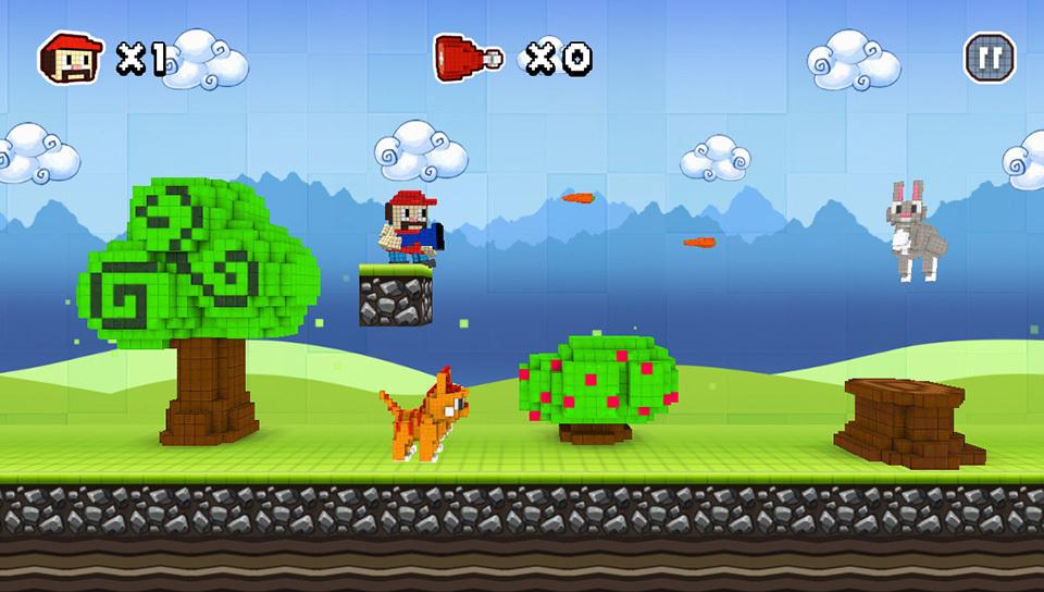Pixel Hunter Review Screenshot 1