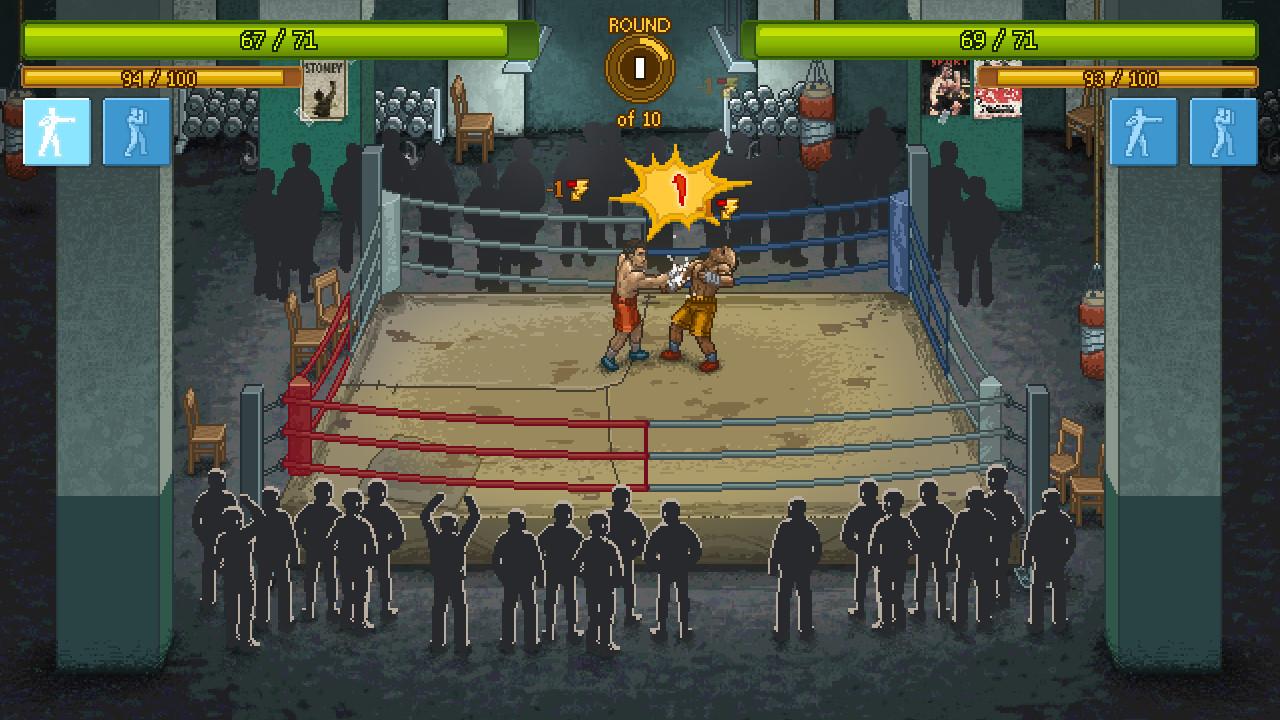 Punch Club Review Screenshot 1