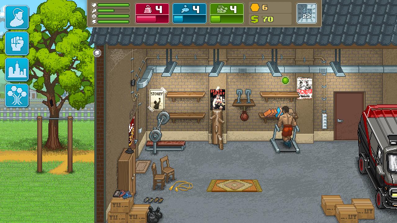 Punch Club Review Screenshot 2