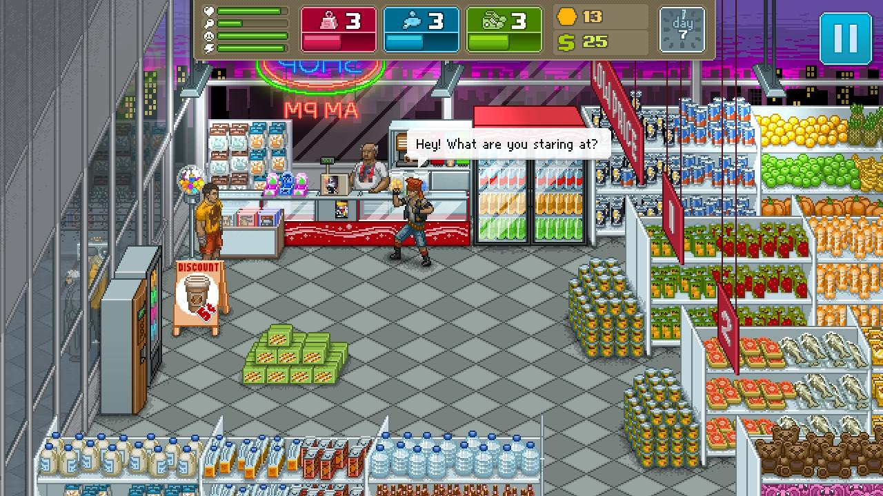 Punch Club Review Screenshot 3