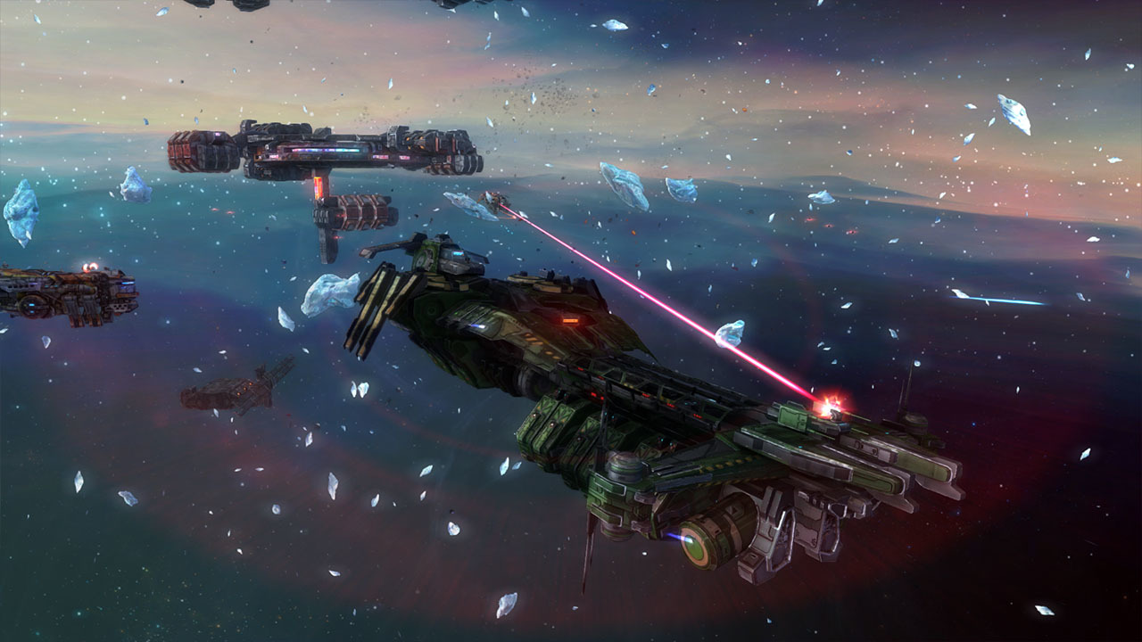 Rebel Galaxy Review Screenshot 2