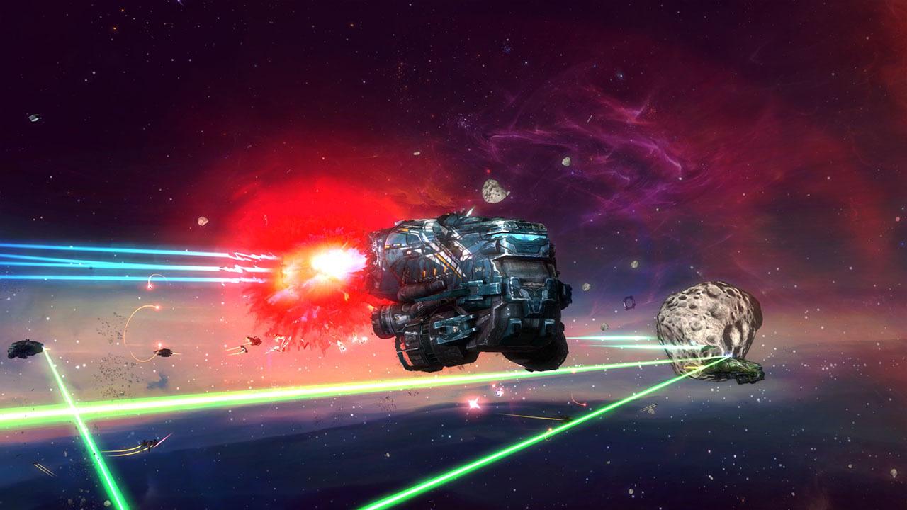 Rebel Galaxy Review Screenshot 3