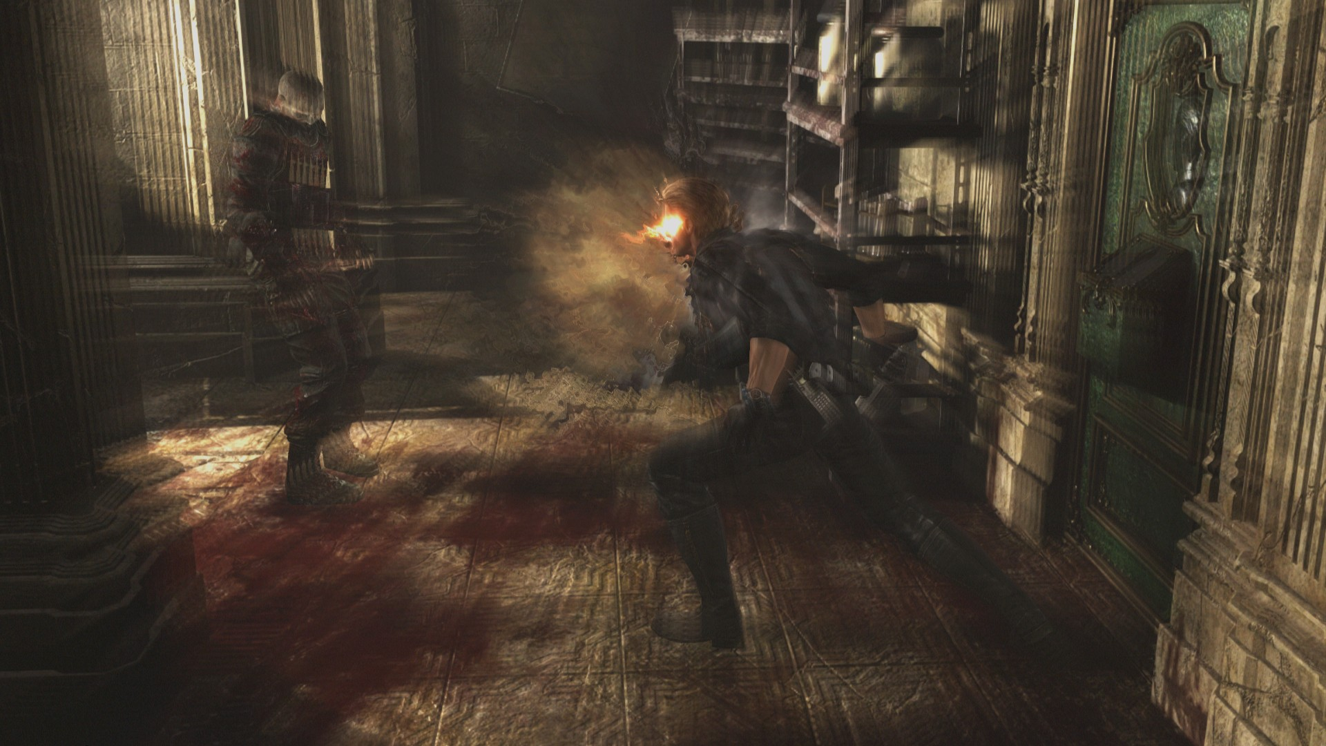 Resident Evil 0 Screenshot 5