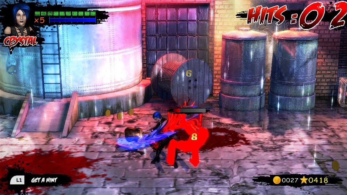 Rock Zombie Review Screenshot 3