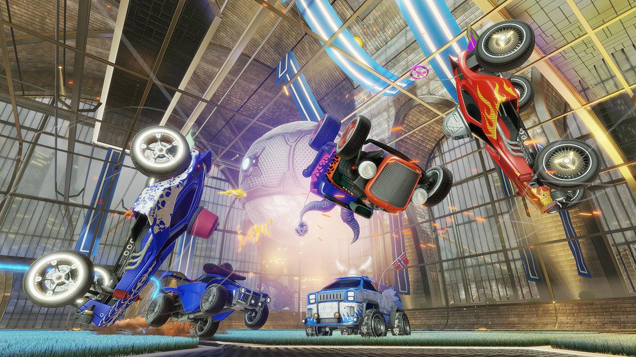 Rocket League Review Screenshot 2