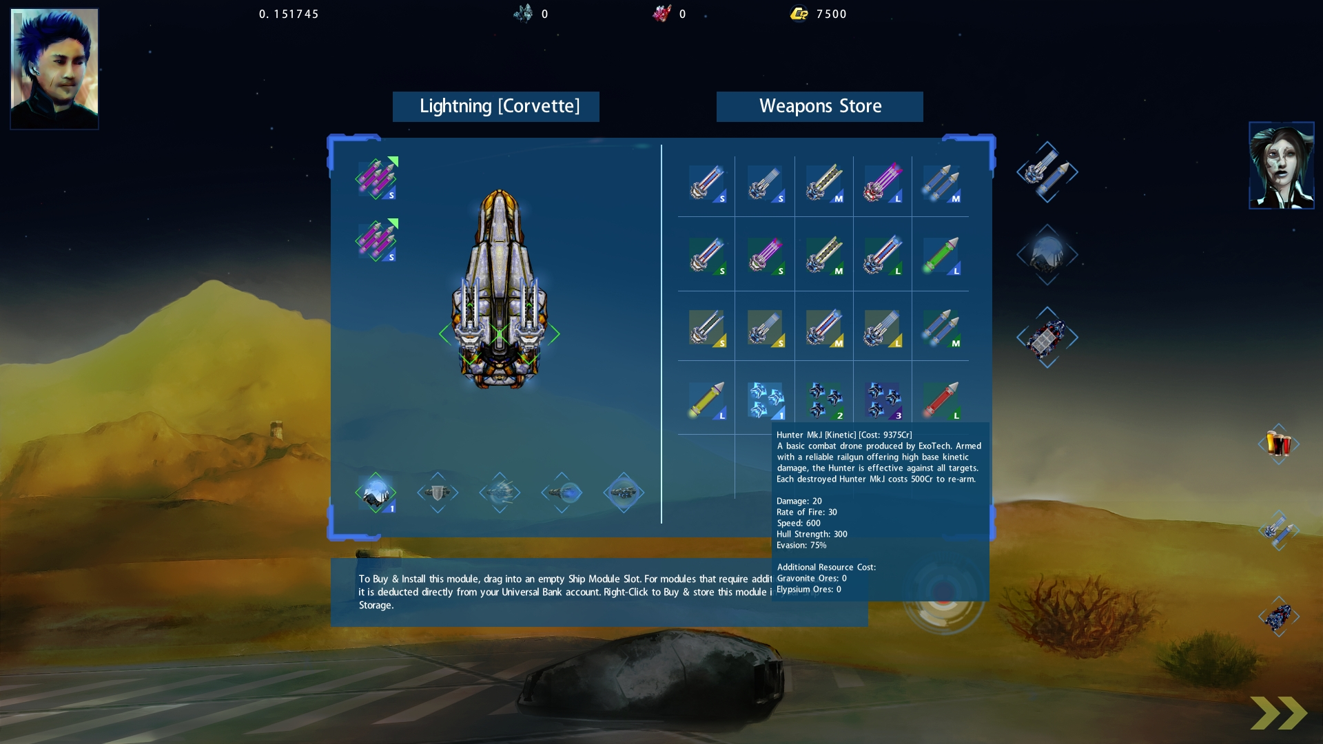 Star Nomad 2 Review Screenshot 2