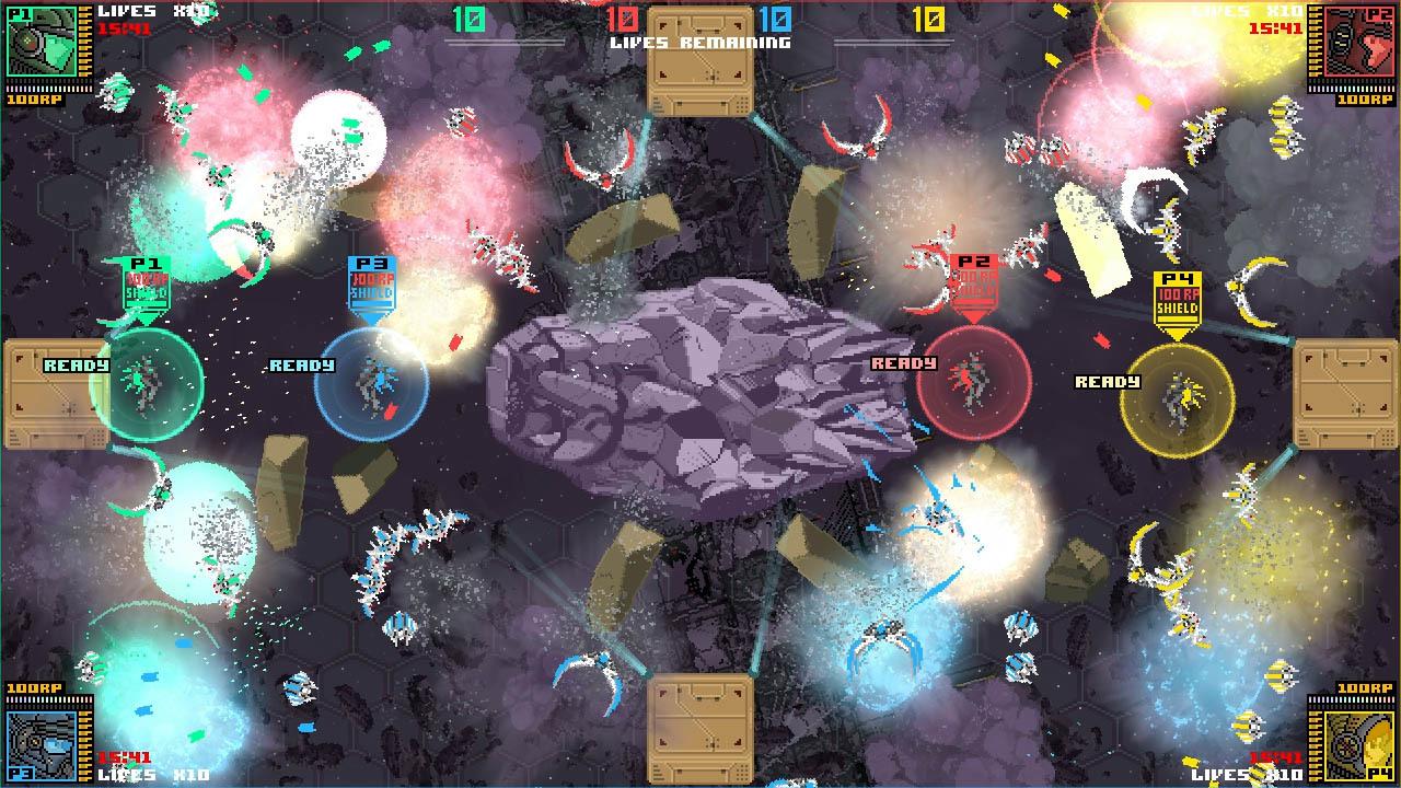 Stardust Vanguards Review Screenshot 3