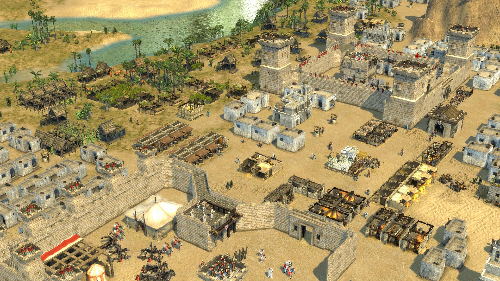 Stronghold Crusader II Review Screenshot 1