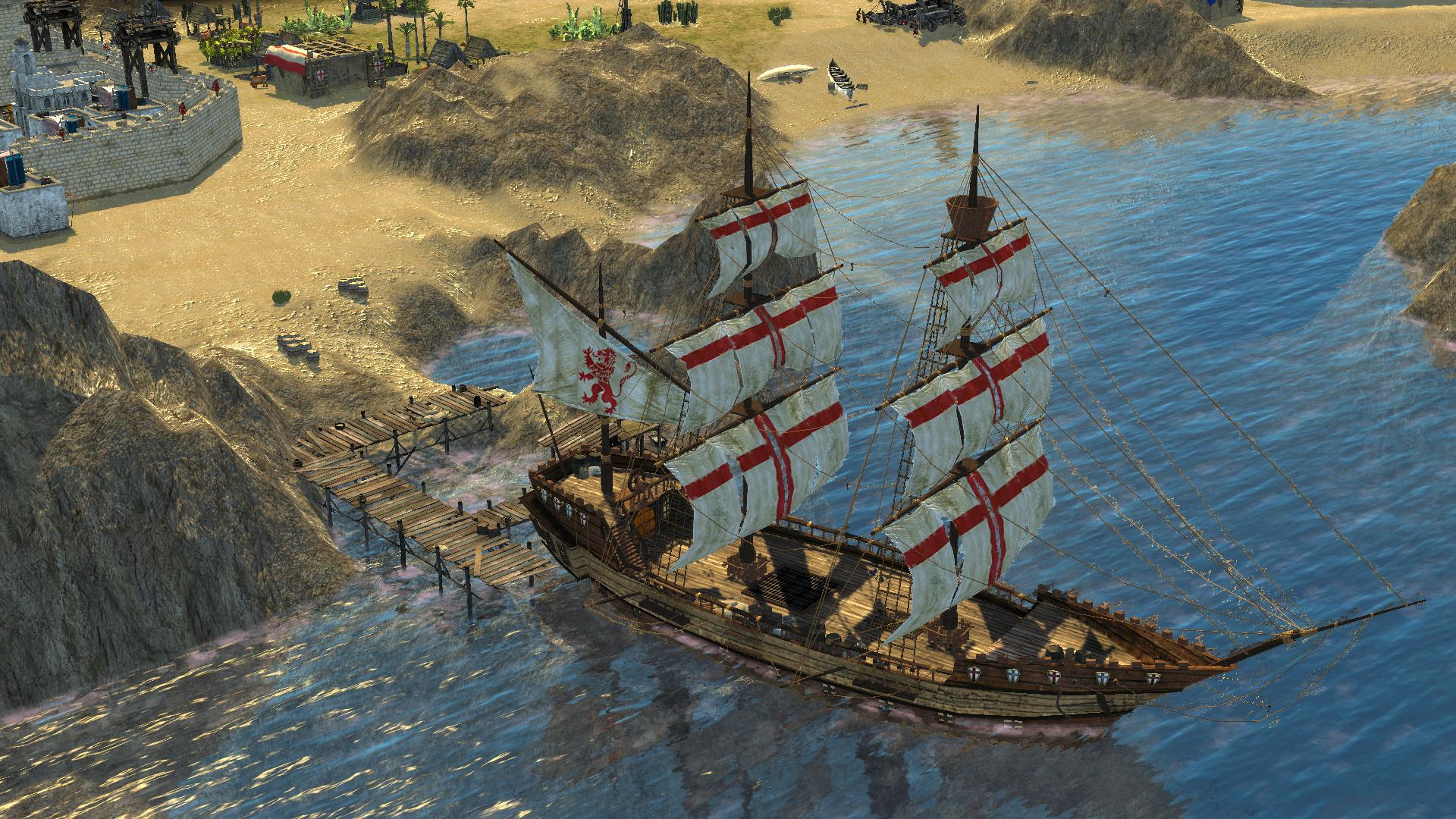 Stronghold Crusader II Review Screenshot 2