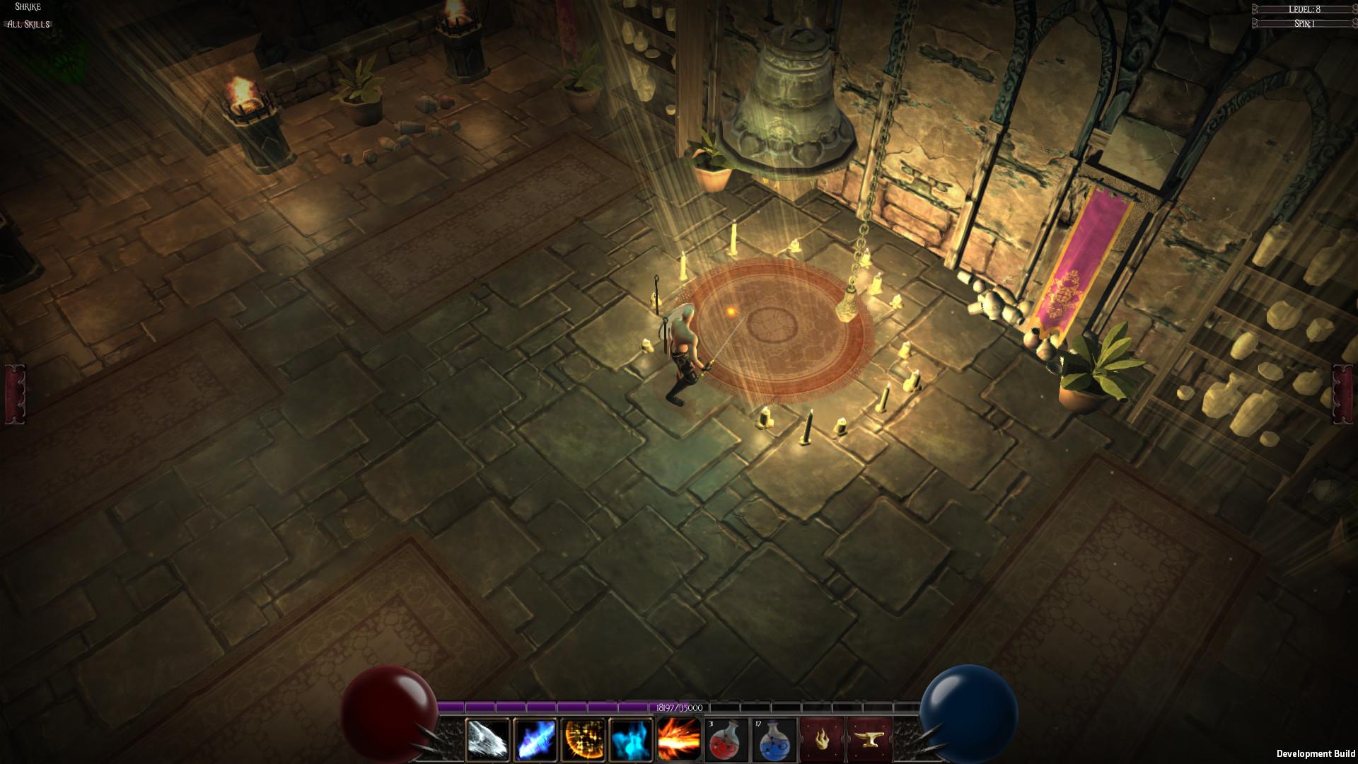 Sunken Review Screenshot 1