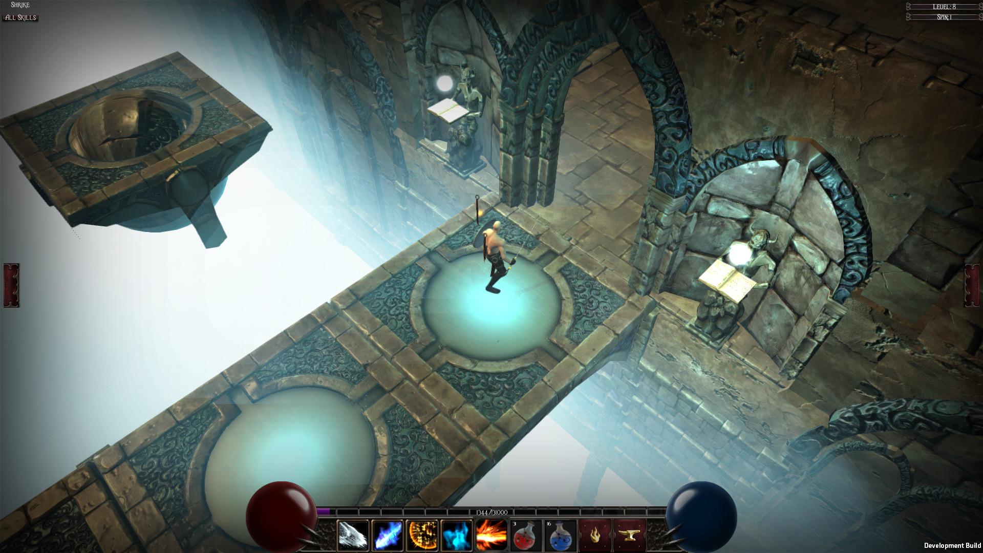 Sunken Review Screenshot 2