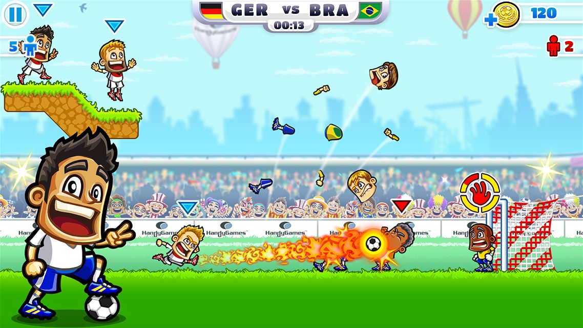 Super Party Sports Football Review Screenshot 1