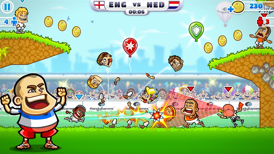Super Party Sports Football Review Screenshot 2