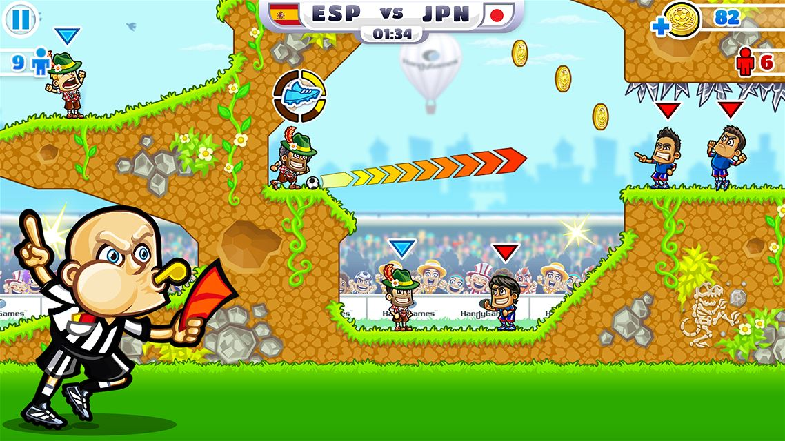Super Party Sports Football Review Screenshot 3