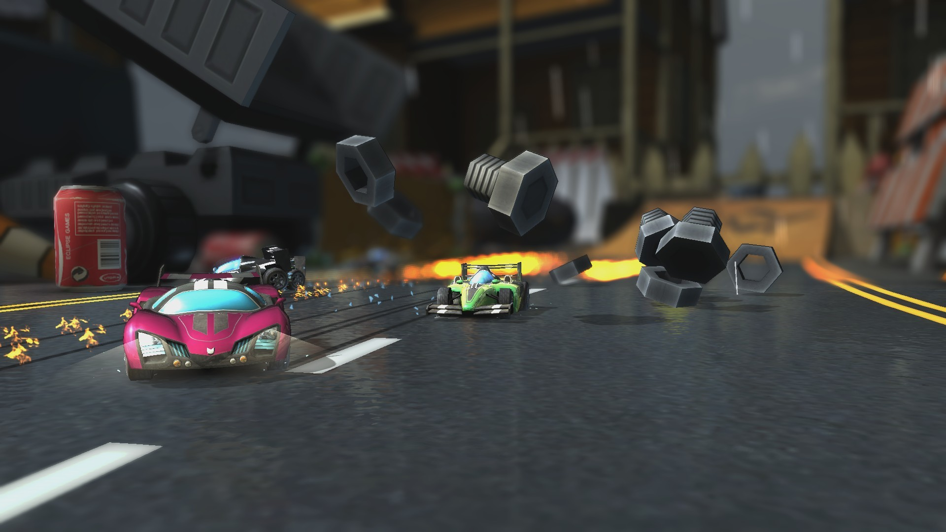 Super Toy Cars PS4 Review Screenshot 3