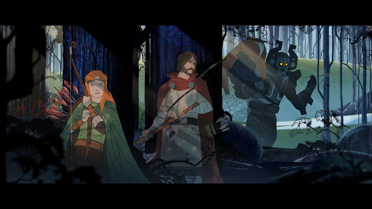 The Banner Saga Review Screenshot 3