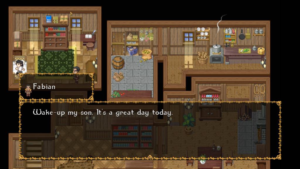 The Fall of Gods Review Screenshot 2