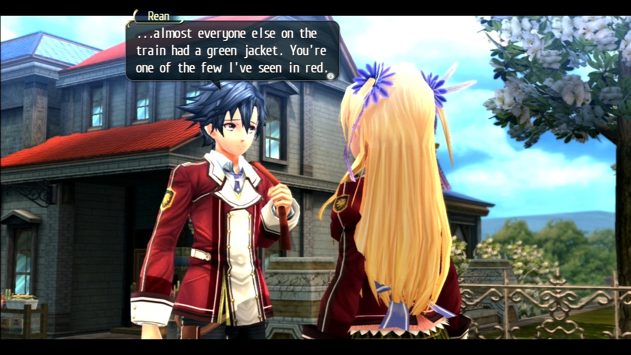 The Legend of Heroes Trails of Cold Steel Review Screenshot 1