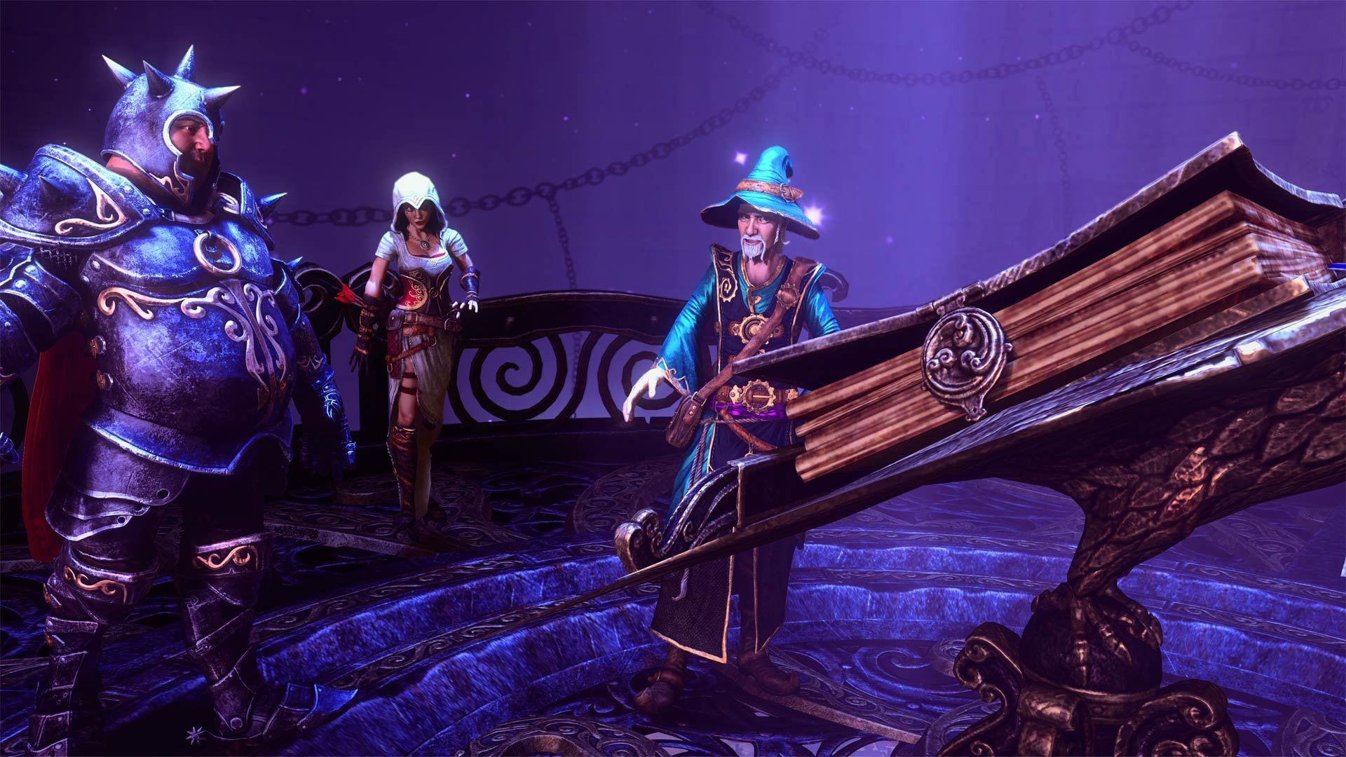 Trine 3 The Artifacts of Power Review Screenshot 1