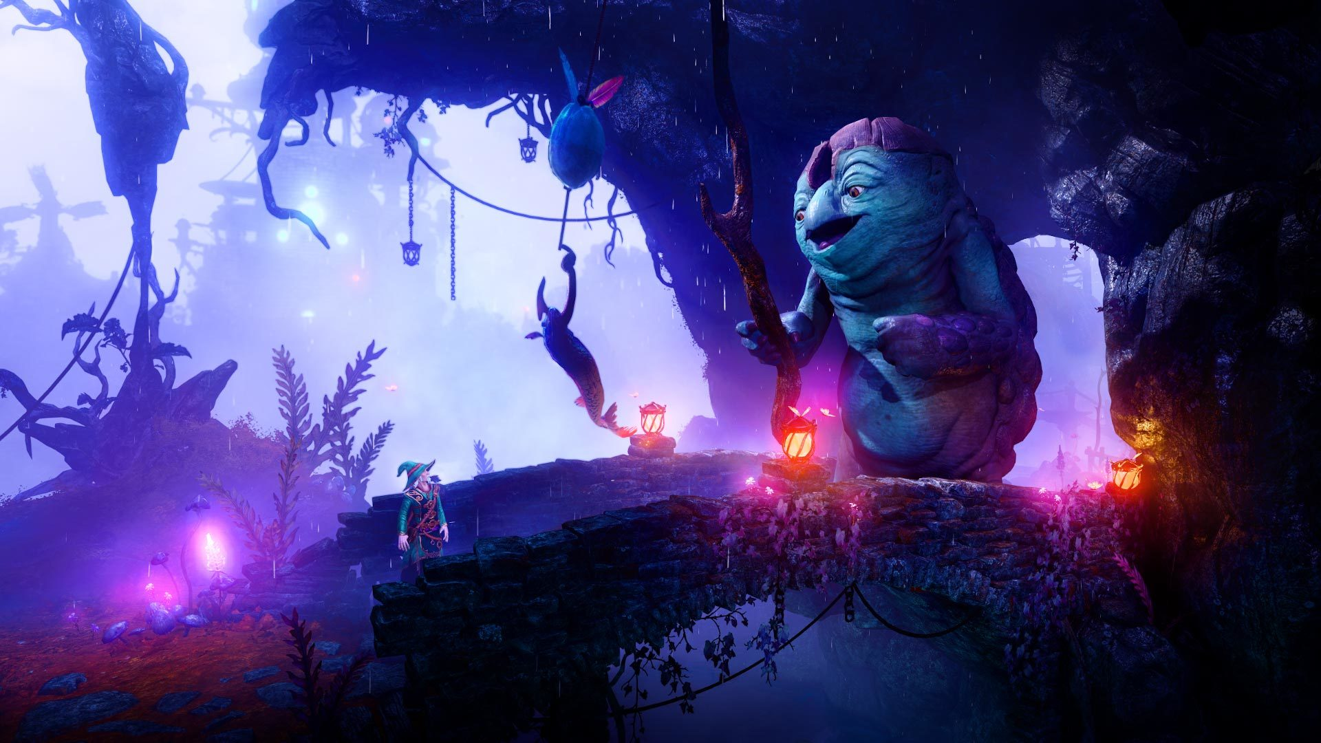 Trine 3 The Artifacts of Power Review Screenshot 2