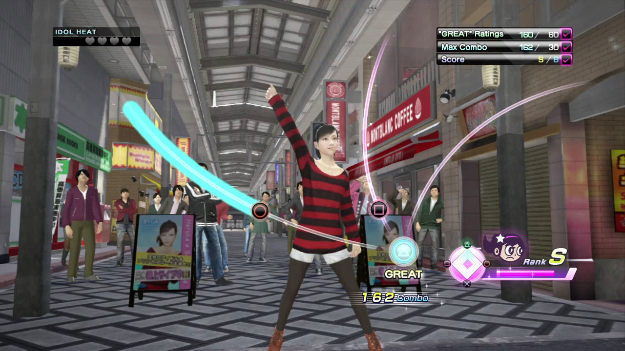 Yakuza 5 Review Screenshot 2