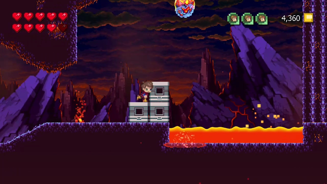 Adventures of Pip PS4 Game Review Screenshot 2