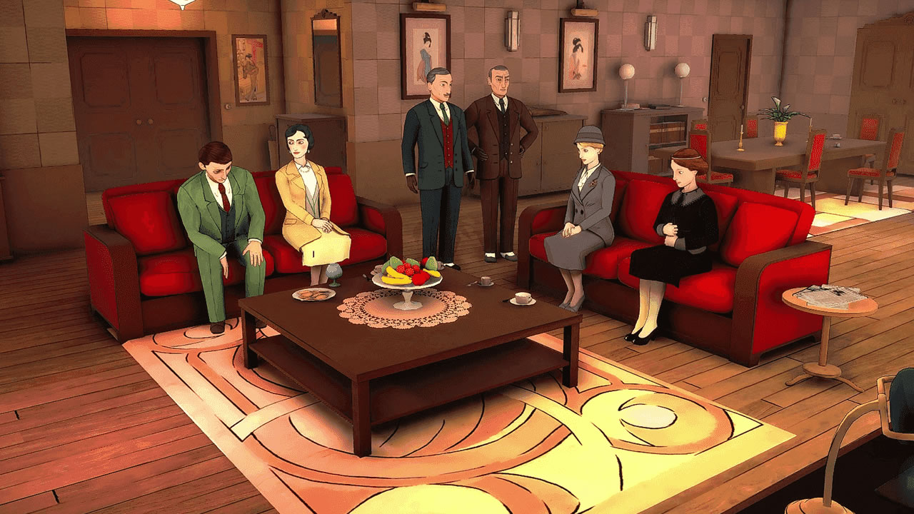 Agatha Christie The ABC Murders PS4 Game Review Screenshot 3