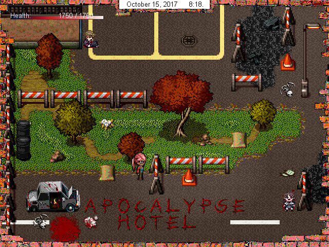 Apocalypse Hotel The Post-Apocalyptic Hotel Simulator Review Screenshot 1